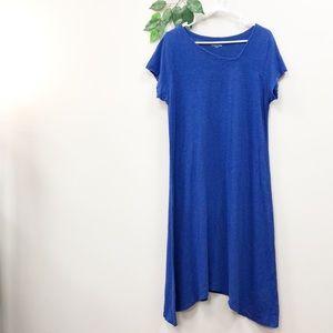 EILEEN Fisher Hemp Organic cotton dress Large